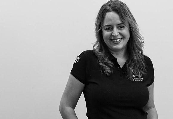 ALESSANDRA BRITO | Directora Ejecutiva