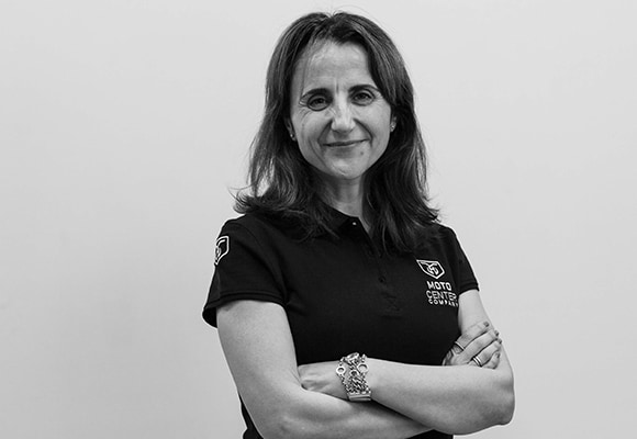 SONIA GARCÍA | Responsable de Finanzas