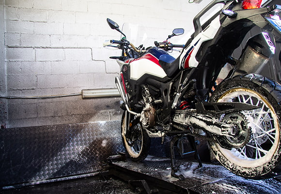 Lavadero motos MotoCenter