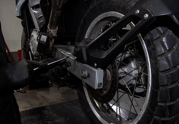 Taller de motos MotoCenter