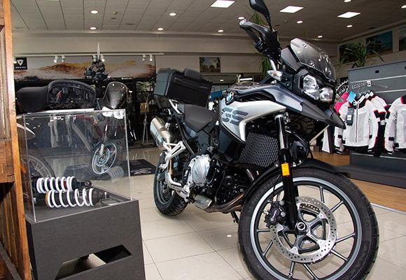 Tienda MotoCenter Alicante