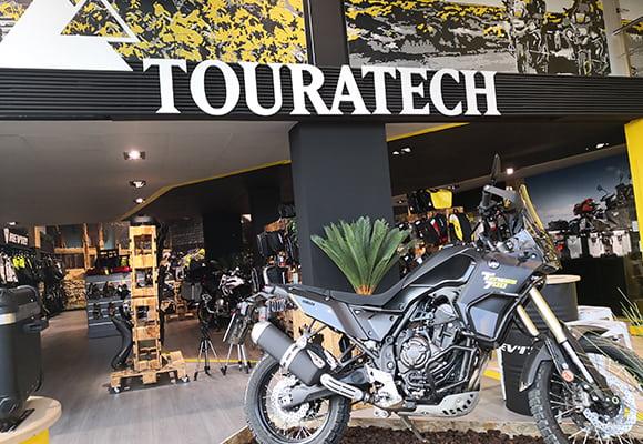 Tienda Touratech Madrid