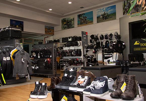 Tienda botas moto Alicante