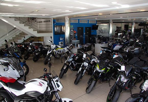 Tienda motos segunda mano Alicante